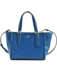 Coach Mini Crossby Carryall Bag - Lyst