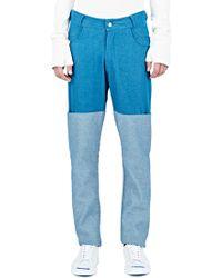 Telfar - Long Cuff Pants - Lyst
