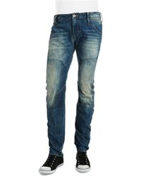 G-star Raw Slim Fit Jeans - Lyst
