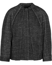Alexander Wang Brushedcotton Jacket - Lyst