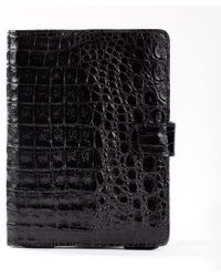 Anne Sisteron - Crocodile Kindle Case - Lyst