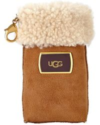 Ugg Jane Phone Sleeve - Lyst