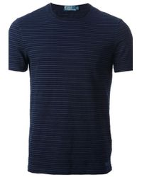 Ralph Lauren Blue Label T- Shirt - Lyst