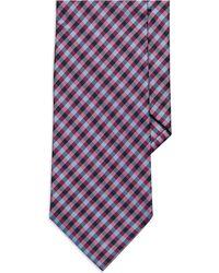 Burma Bibas - Checkered Tie - Lyst
