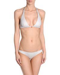 Paspourtous White Bikini - Lyst