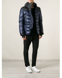 Moncler Rambouillet Padded Jacket - Lyst