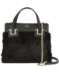 Ann Taylor Small Furry Tote - Lyst