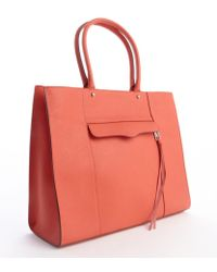 Rebecca Minkoff Coral Top Handle Mab Large Tote - Lyst