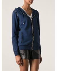Gucci B Hooded Sweatshirt - Lyst