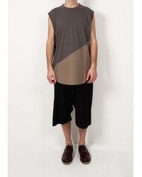 Damir Doma Thimble Top - Lyst