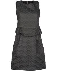 Theyskens' Theory Short Dress - Lyst