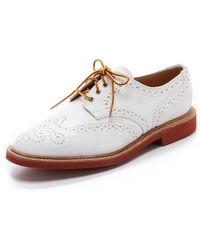 Mark Mcnairy New Amsterdam Country Brogue Shoes - Lyst
