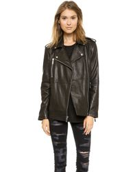 Elizabeth And James Renley Jacket Black - Lyst