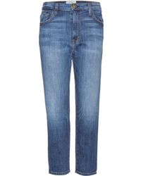 Current/Elliott The Slouchy Carrot Boyfriend Jeans - Lyst
