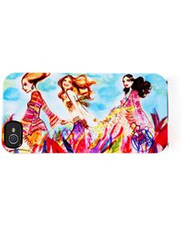 Henri Bendel Boho Babes Case For Iphone 5 - Lyst