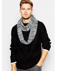 Minimum - Printed Snood - Lyst