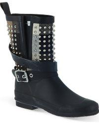 Burberry Holloway Rain Boots - Lyst