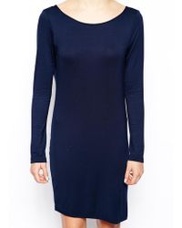 D.ra Blue Kathleen Dress - Lyst