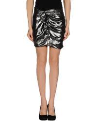 Isabel Marant Mini Skirt - Lyst
