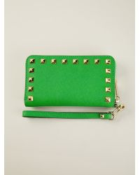Michael Kors Studded Phone Case - Lyst