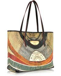 Gattinoni | Planetarium - Multicolor Tote Bag | Lyst