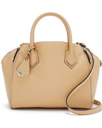 Rebecca Minkoff Mini Perry Satchel - Lyst
