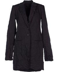 Twin-set Simona Barbieri Full-Length Jacket - Lyst