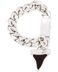 Givenchy Shark'S Tooth Bracelet - Lyst