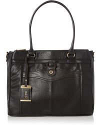 Ollie & Nic Sammy Black Tote Bag - Lyst