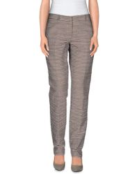 Burberry Prorsum - Casual Trousers - Lyst