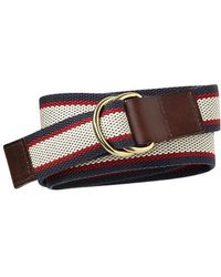 Gap Preppy Striped Belt - Lyst