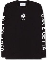 Ueg - Longsleeve T-shirt - Lyst