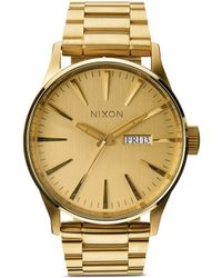 Nixon The Sentry Ss' Watch - Lyst