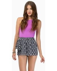 Tobi Valley Springs Shorts - Lyst