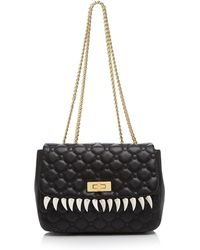 Moschino Cheap & Chic Shoulder Bag - Quilted Medium Teeth - Lyst