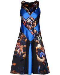 Proenza Schouler Kneelength Dress - Lyst