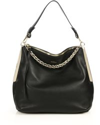 Furla Exclusively For Saks Fifth Avenue Zenith Medium Hobo Bag - Lyst