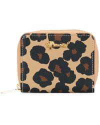 MUVEIL - Leopard Print Wallet - Lyst