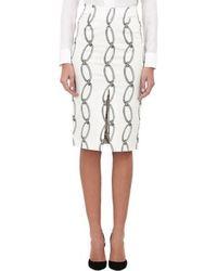 Altuzarra Chain-link Starfish Skirt - Lyst