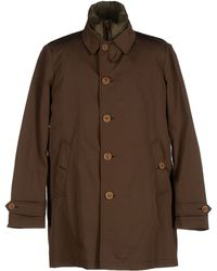 Burberry Brit - Full-length Jacket - Lyst