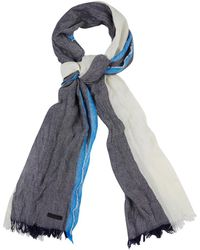 Burberry Brit - College Striped Scarf - Lyst