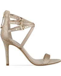 Guess Womens Laellay Sandals - Lyst