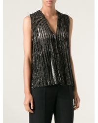 Missoni Knitted Vest - Lyst
