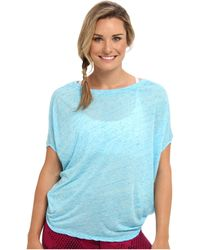 Beyond Yoga Slouchy Top - Lyst