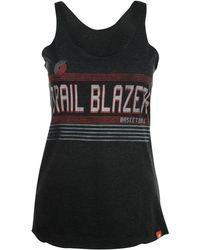 Sportiqe - Women's Portland Trail Blazers Racerback Tank - Lyst