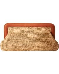 Hat Attack Luxe Clutch - Lyst