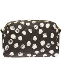 Marc By Marc Jacobs - Large Black Quilted Cosmetic Pouch - Lyst
