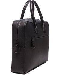 Lanvin - Grain Calfskin Briefcase - Lyst