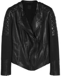 Francis Leon - Roark Leather Jacket - Lyst