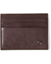 Giorgio Armani Grainy Card Holder - Lyst